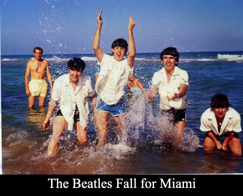 Deauville Beatles Fall for Miami